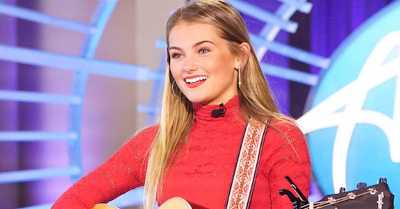 Will Riley Thompson Be The Youngest American Idol Ever