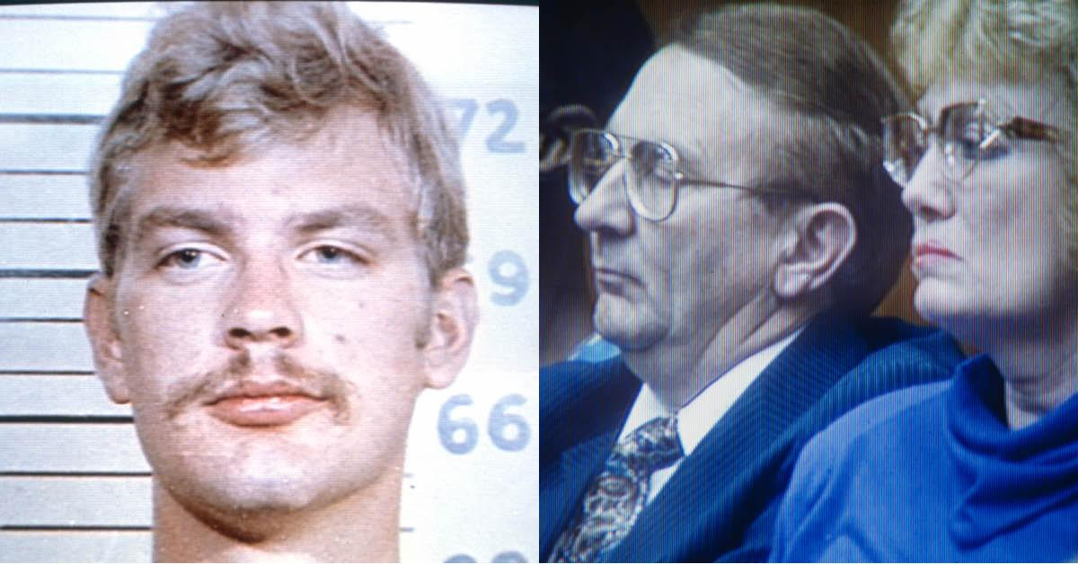 Jeffrey Dahmer's Parents Claim They Didn't Abuse Him as a Child