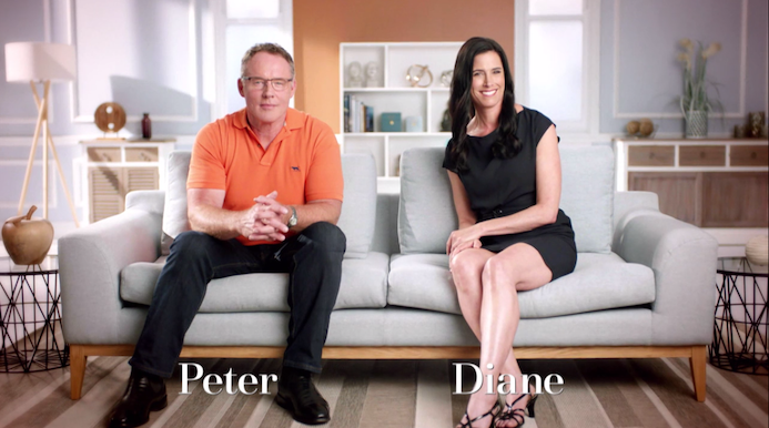 Are 'Back with the Ex's Peter and Diane Still Together Today