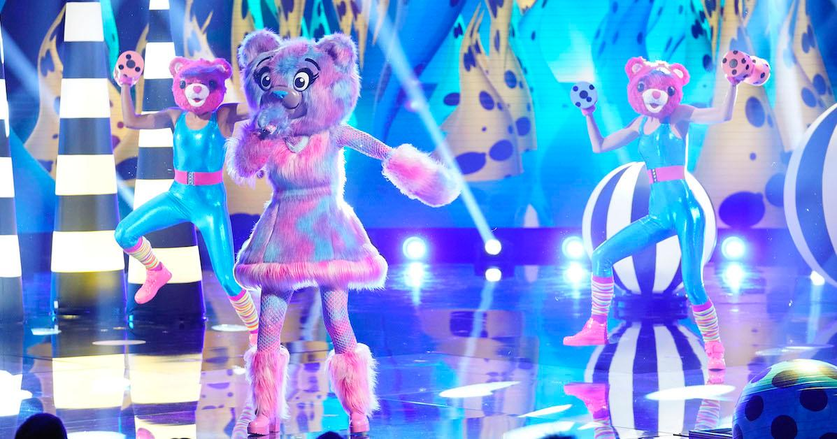 who is the bear masked singer