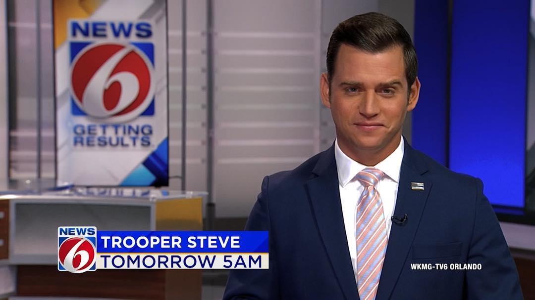 """""""Trooper"""" Steve Montiero"""