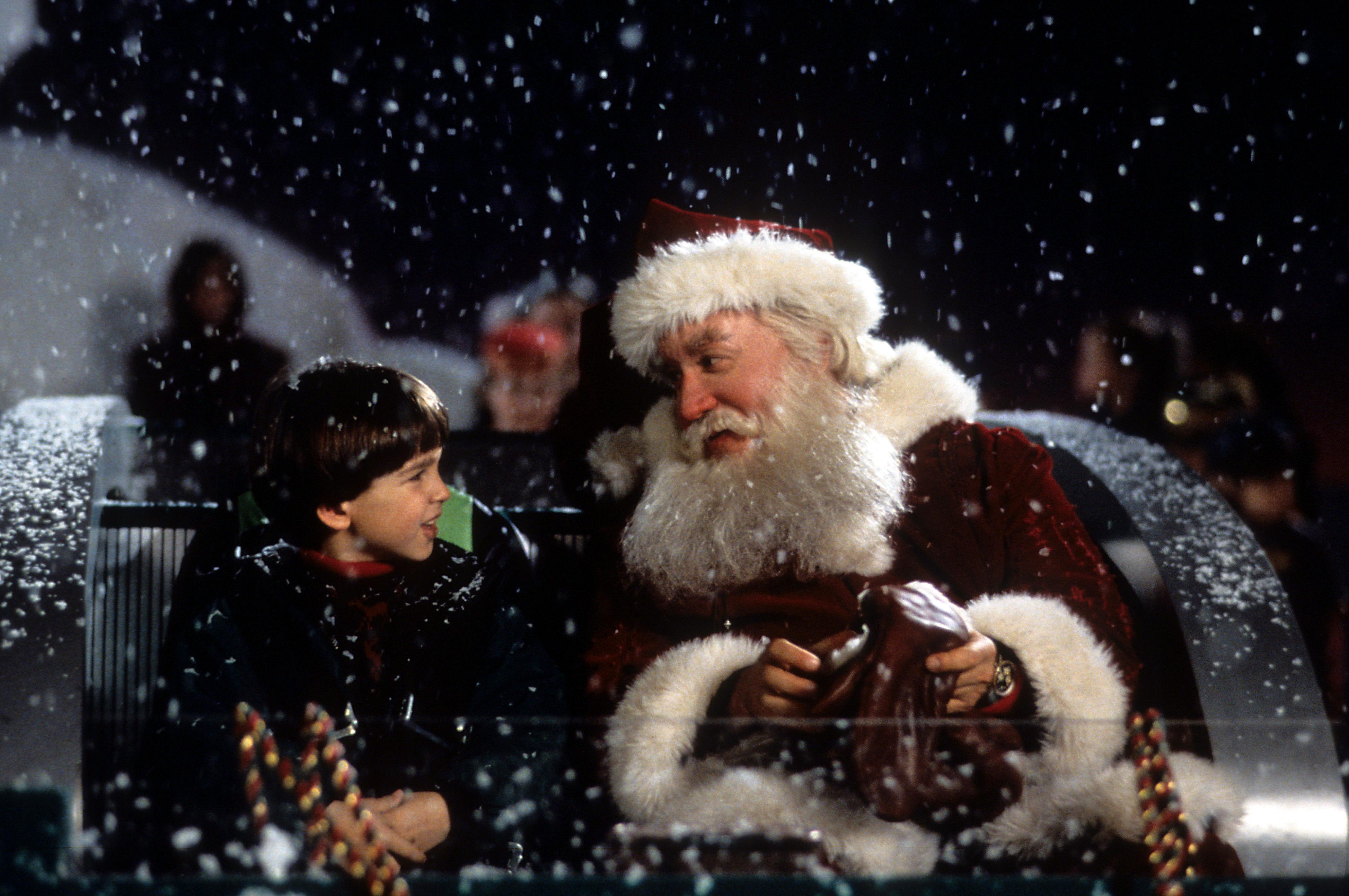 the santa clause tiktok theory