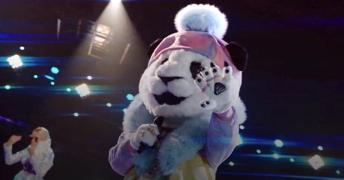 who is panda masked singer