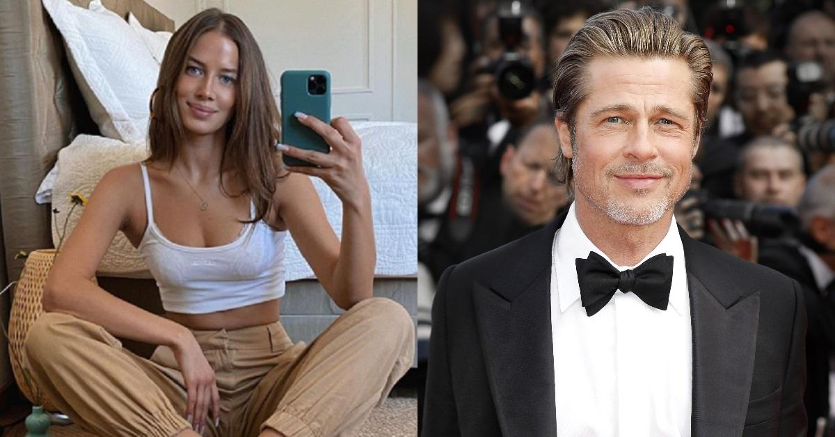 Does Nicole Poturalski Have A Son Details On Brad Pitt S Rumored Gf