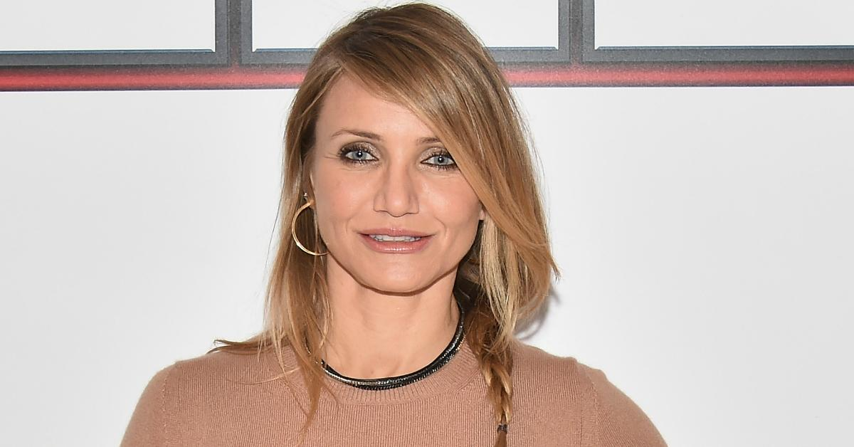 why did cameron diaz retire from acting