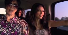 Kris Jenner and Kim Kardashian on KUWTK