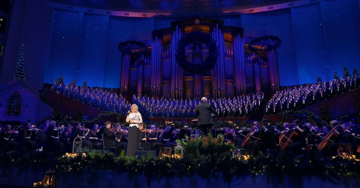 Christmas Choir Specials 2021 When Was The Christmas With The Tabernacle Choir Special Filmed