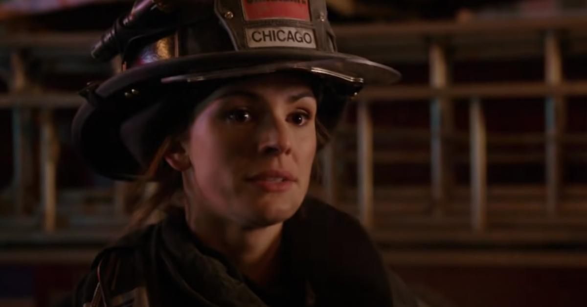 Rebecca Jones 'Chicago Fire'