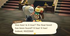 does animal crossing new horizons end