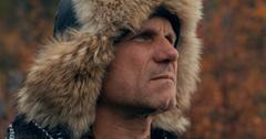 Roland Welker on Season 7 of 'Alone.'