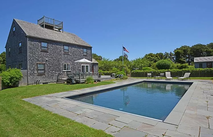 Dave Portnoy's Nantucket Home Is the Physical Embodiment of New England