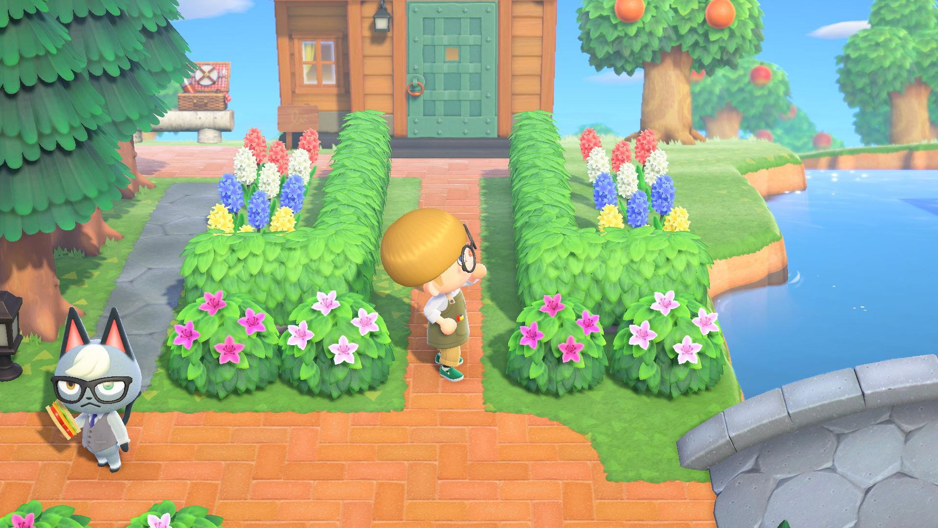 Animal Crossing Shrubs A Complete Guide To The New Flowering Plants