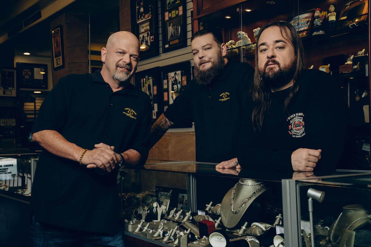 pawn stars topic page