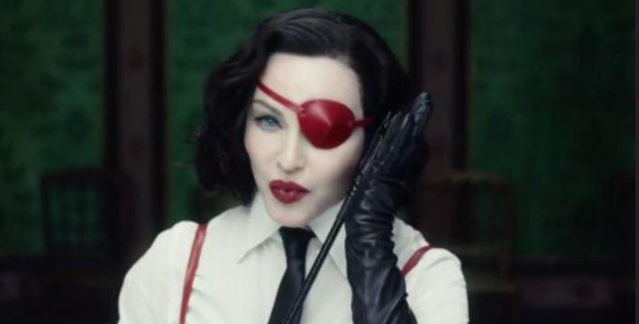 Why Is Madonna Wearing an Eyepatch in Her New Music Video