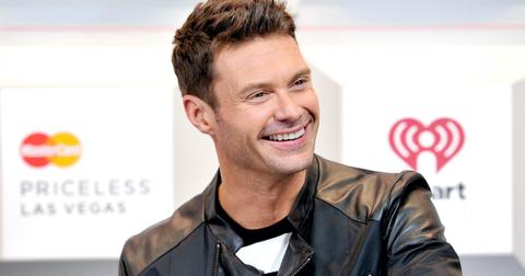 ryan seacrest topic page