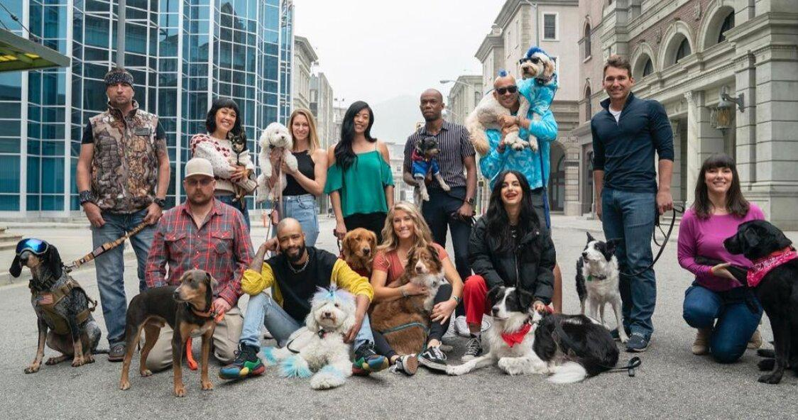 The Pack cast