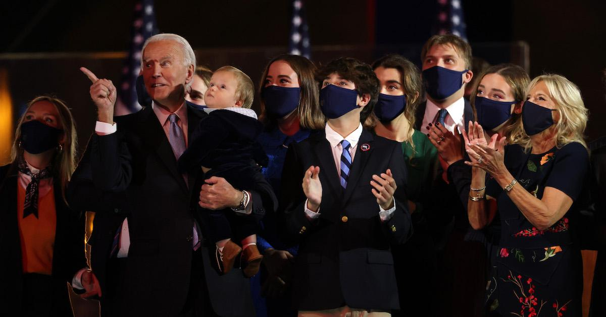 Joe Biden's Grandchildren: Meet the President-Elect's ...