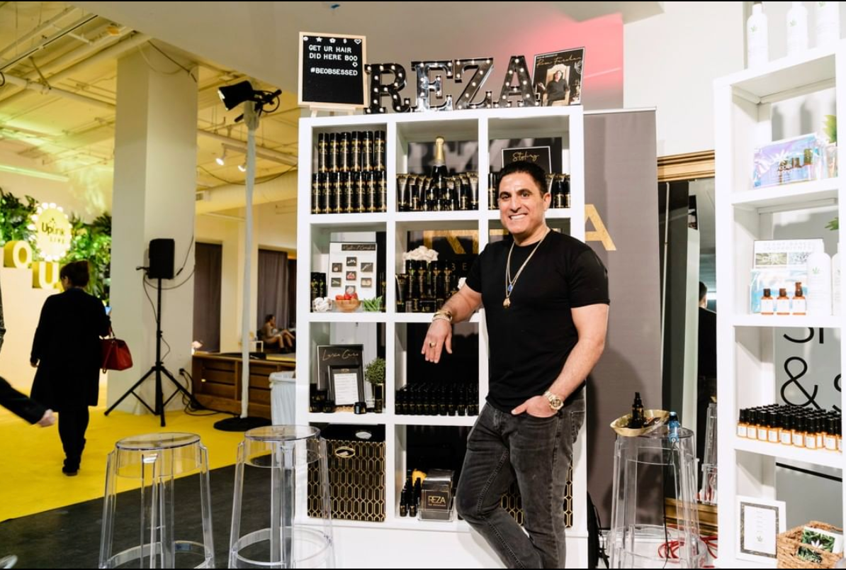 Reza Farahan Spills The Deets On Reza Be Obsessed Exclusive