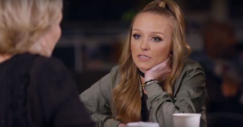 maci teen mom pregnant