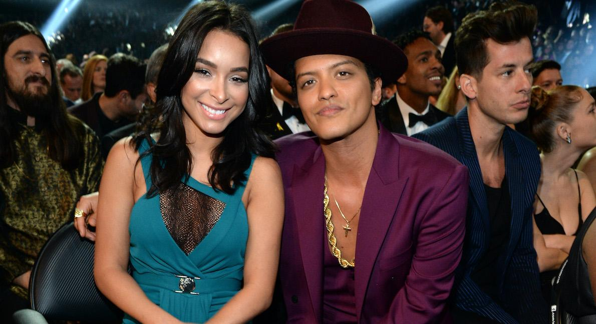 Who is bruno mars wife