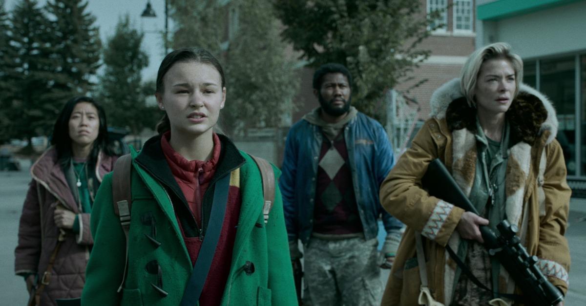 'Black Summer' Season 2 Cast