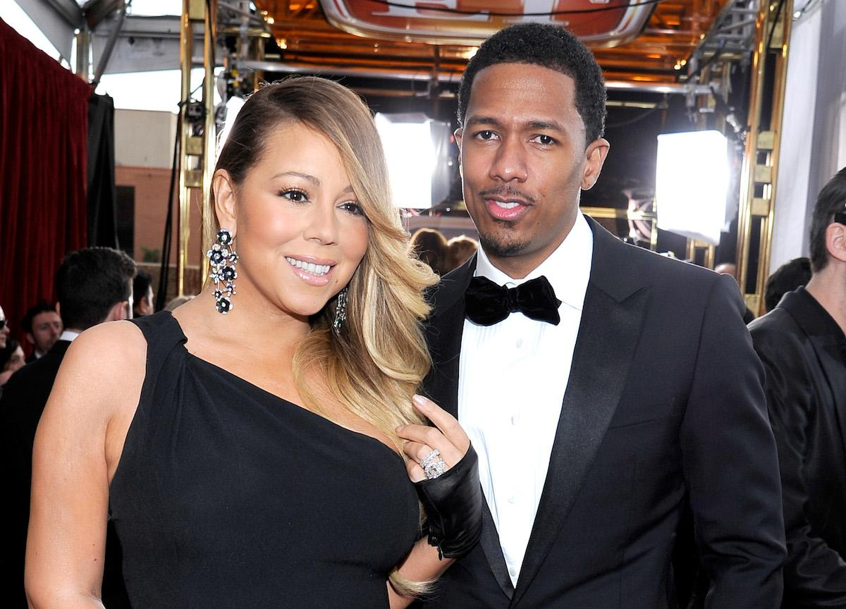 nick cannon proposal to mariah carey