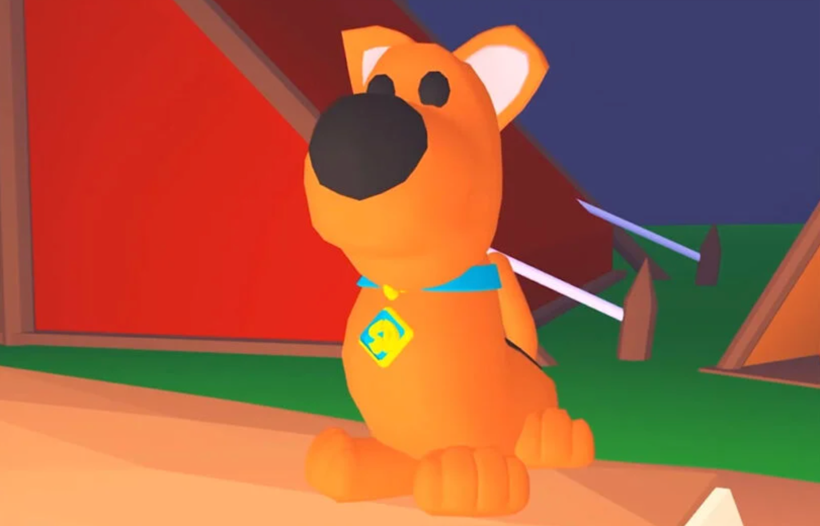 How To Keep Scoob Forever In Adopt Me Unfortunately You Can T