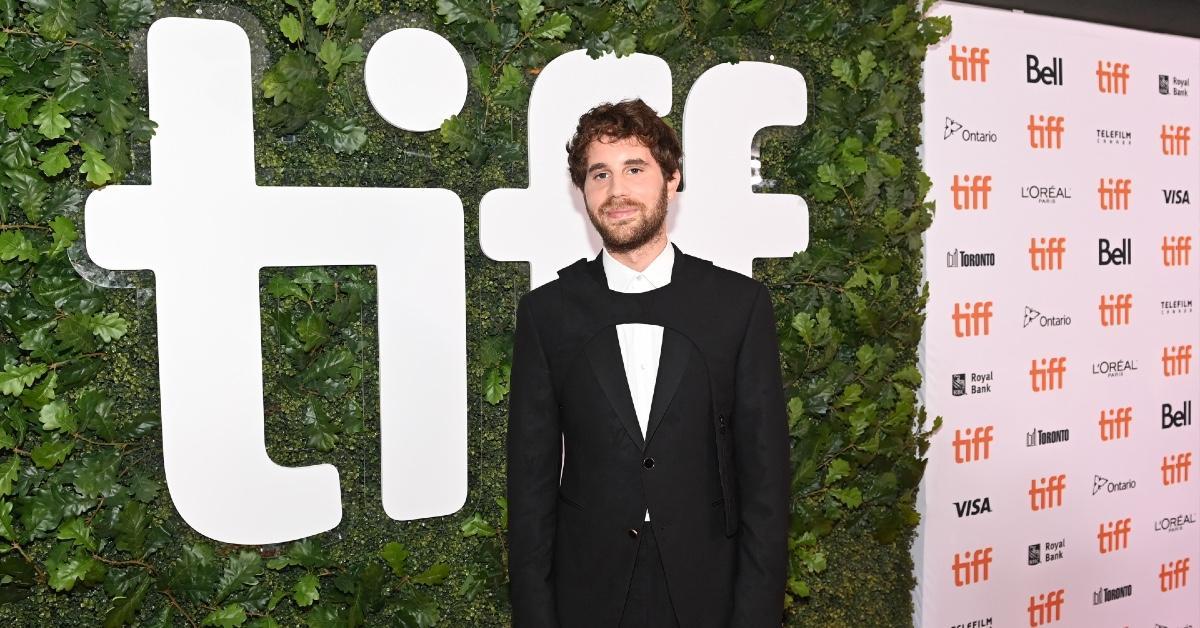Ben Platt attends the TIFF film festival premiere of 'Dear Evan Hansen.'