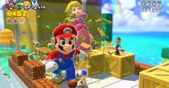 'Super Mario 3D World'