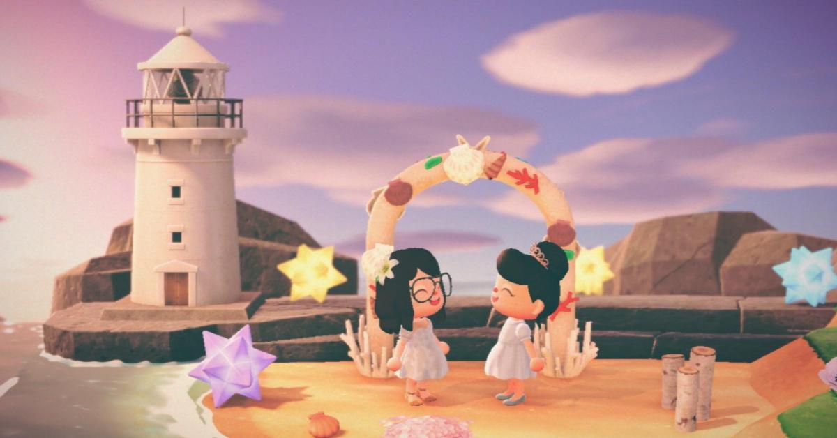 It's Wedding Season in 'Animal Crossing: New Horizons' — Who's Getting Married?
