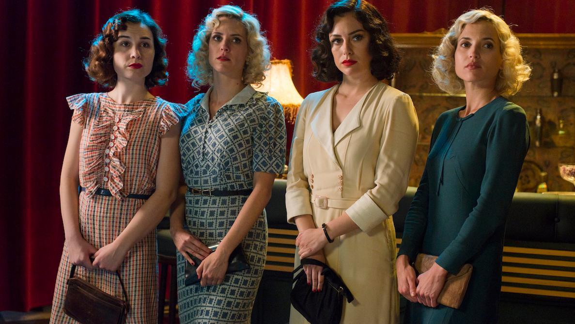 Las Chicas Del Cable Staffel 2