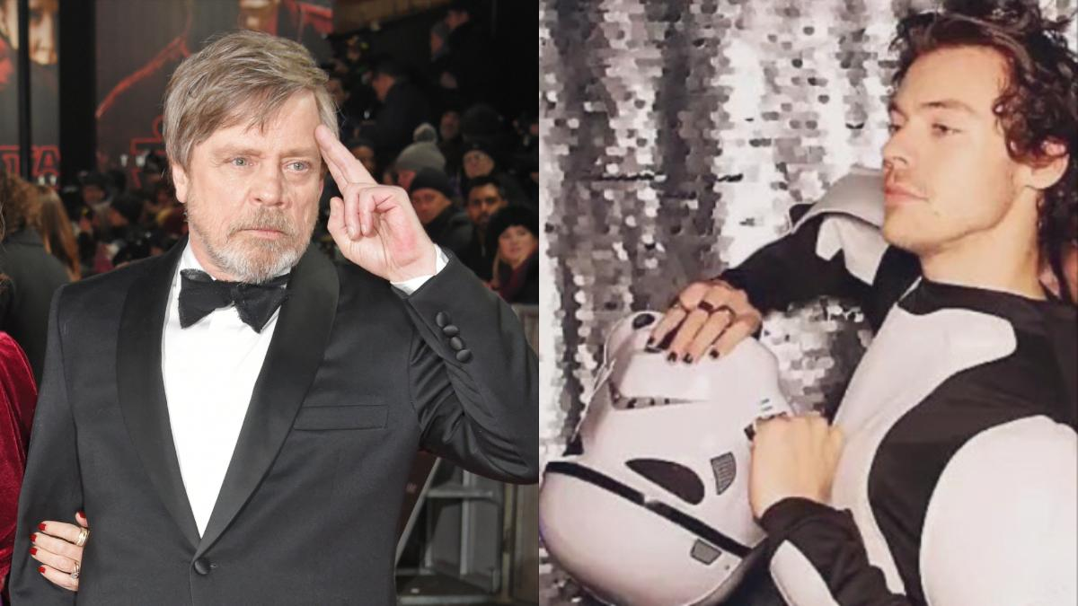 mark hamill and harry styles