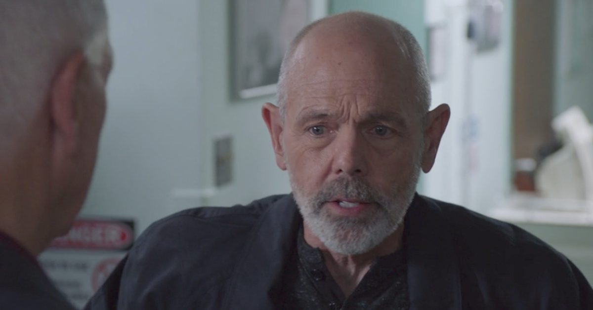 what happened fornell ncis