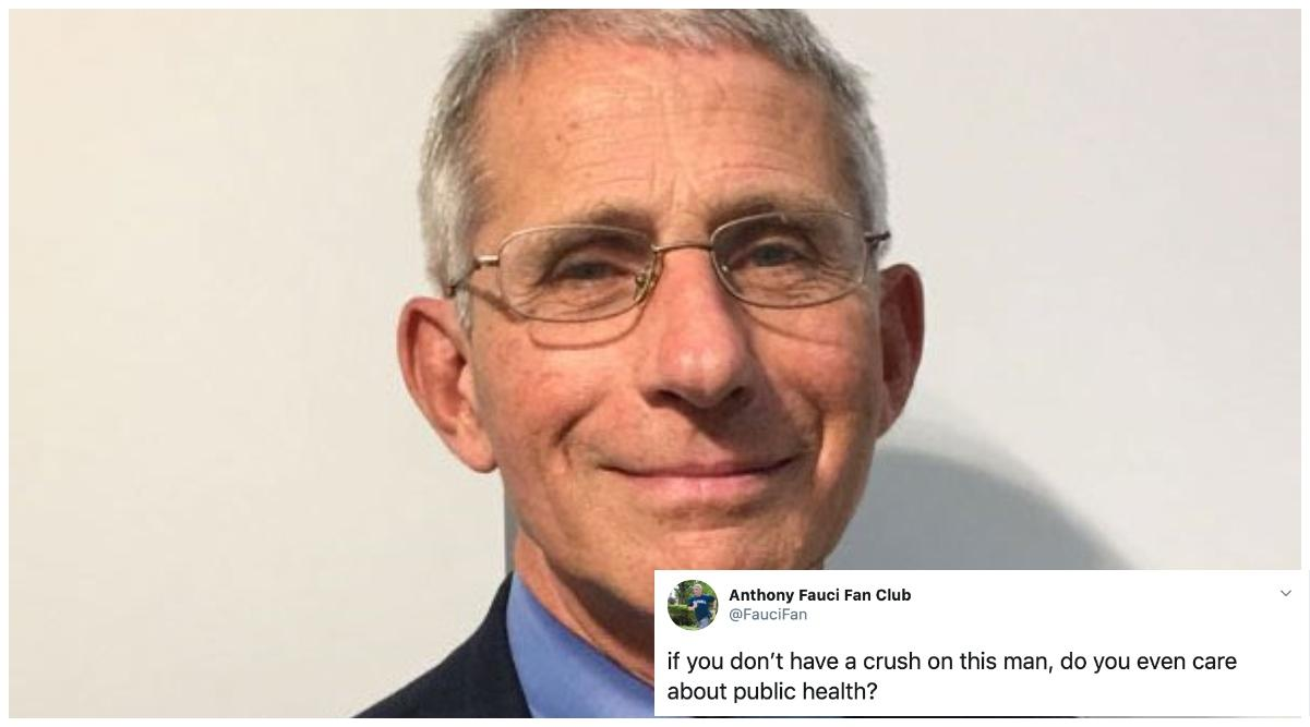 These Dr. Fauci Memes Won't Cure Coronavirus, but They Will Make You Laugh