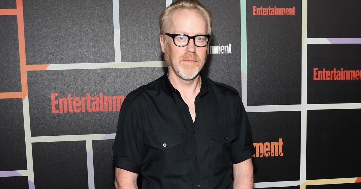 'Mythbusters' Host Adam Savage's Sister Accuses Him of Sexually Abusing Her as Child