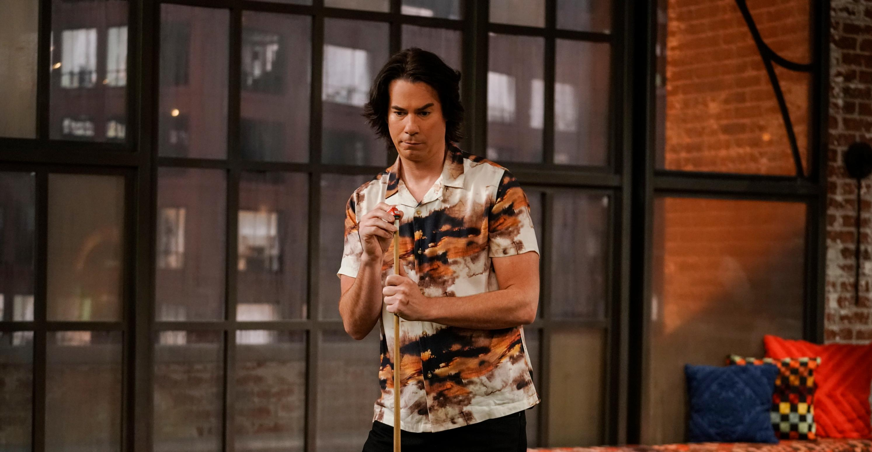 Trainor what jerry happened to 'iCarly' on