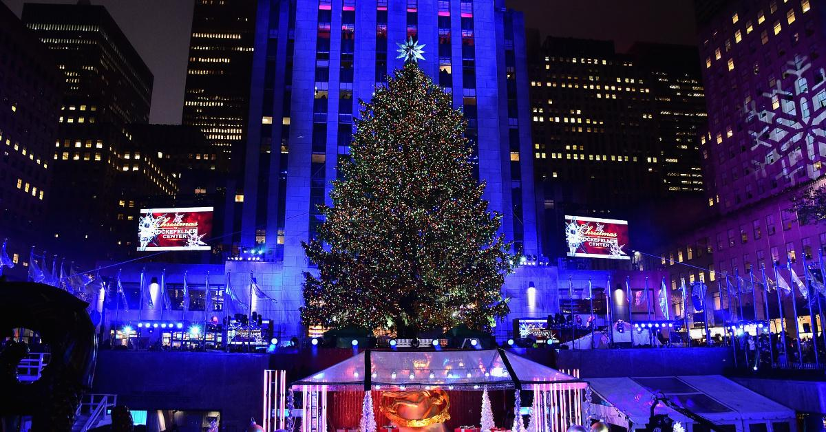 When Do They Take Down the Tree at Rockefeller Center?