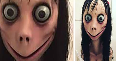 Momo Creator Reveals He Destroyed The Controversial Statue