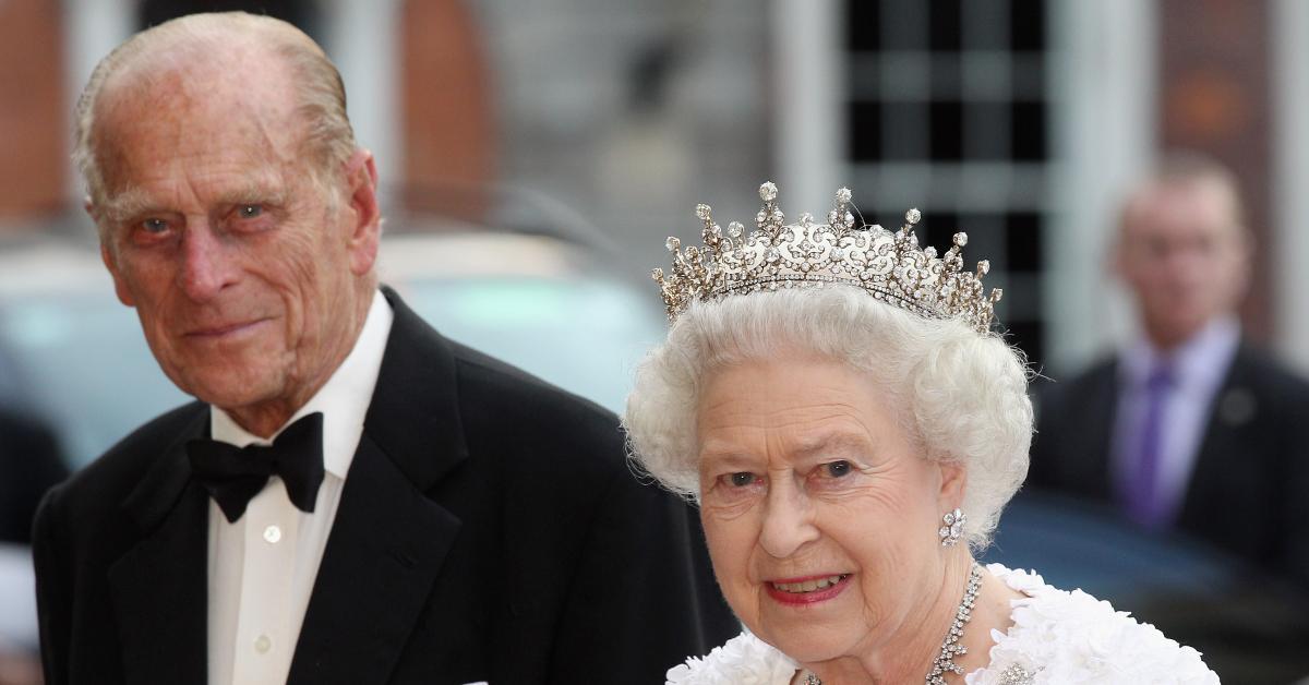 Prince Philip and Queen Elizabeth II