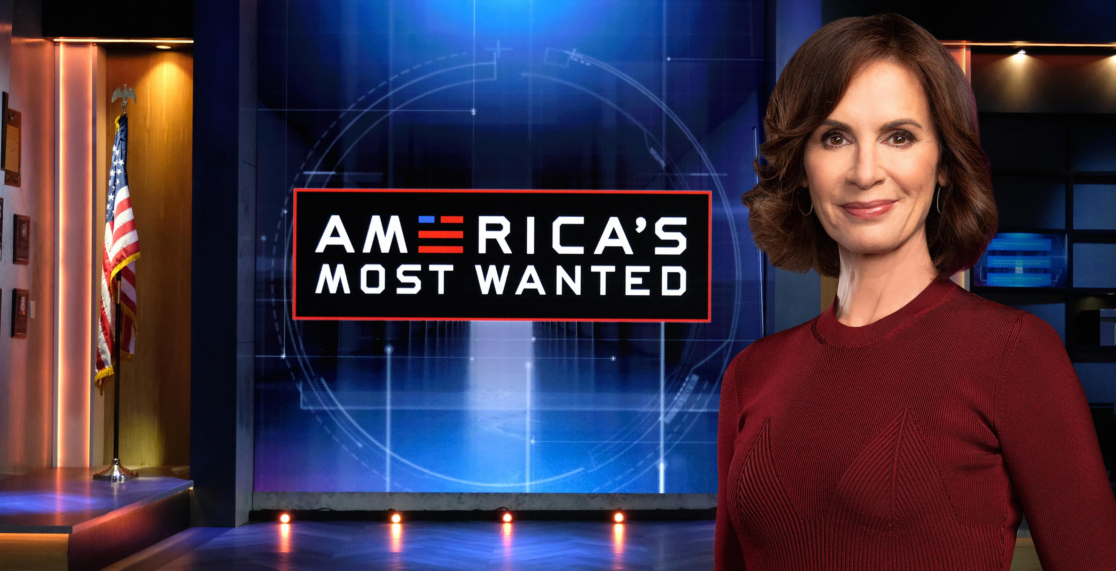 The 'America's Most Wanted' New Host Elizabeth Vargas