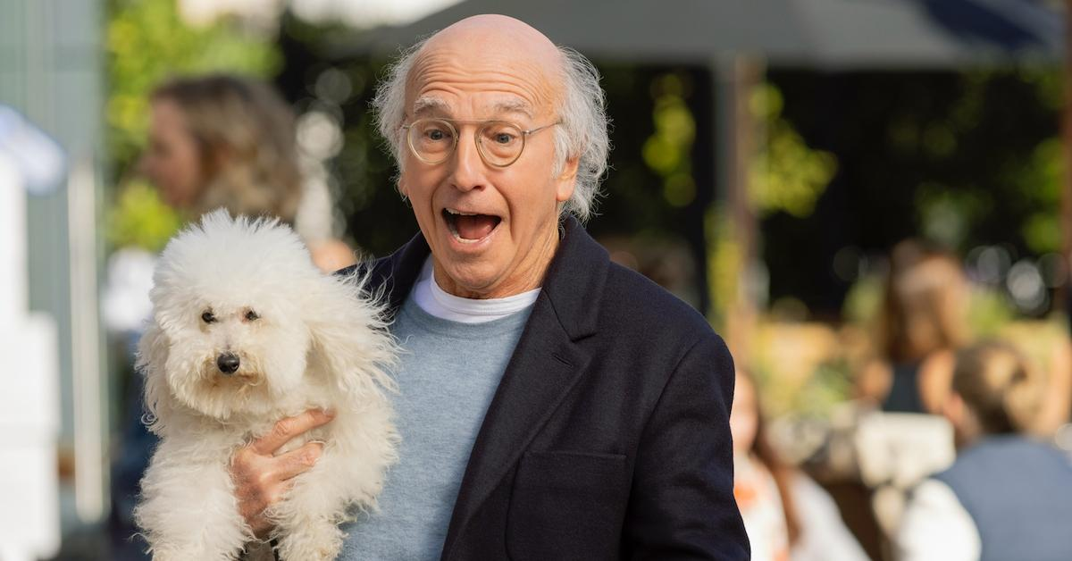 Larry David in 'Curb Your Enthusiasm' Season 11