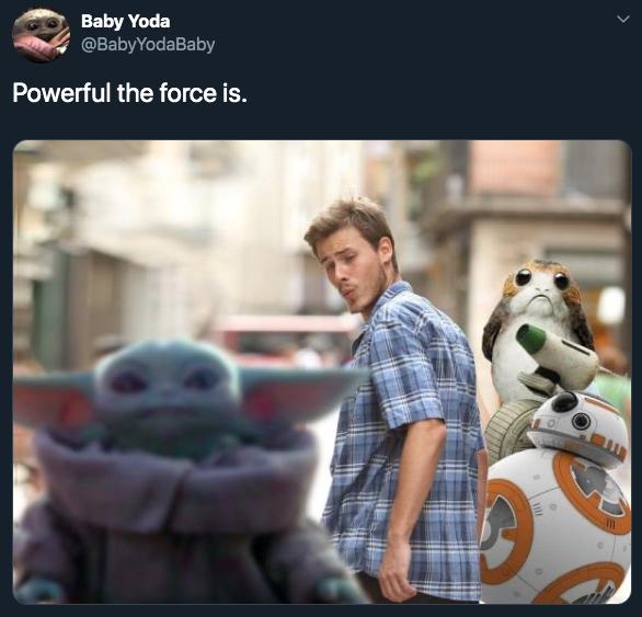 Baby Yoda Memes That Will Make You Go Awwwww