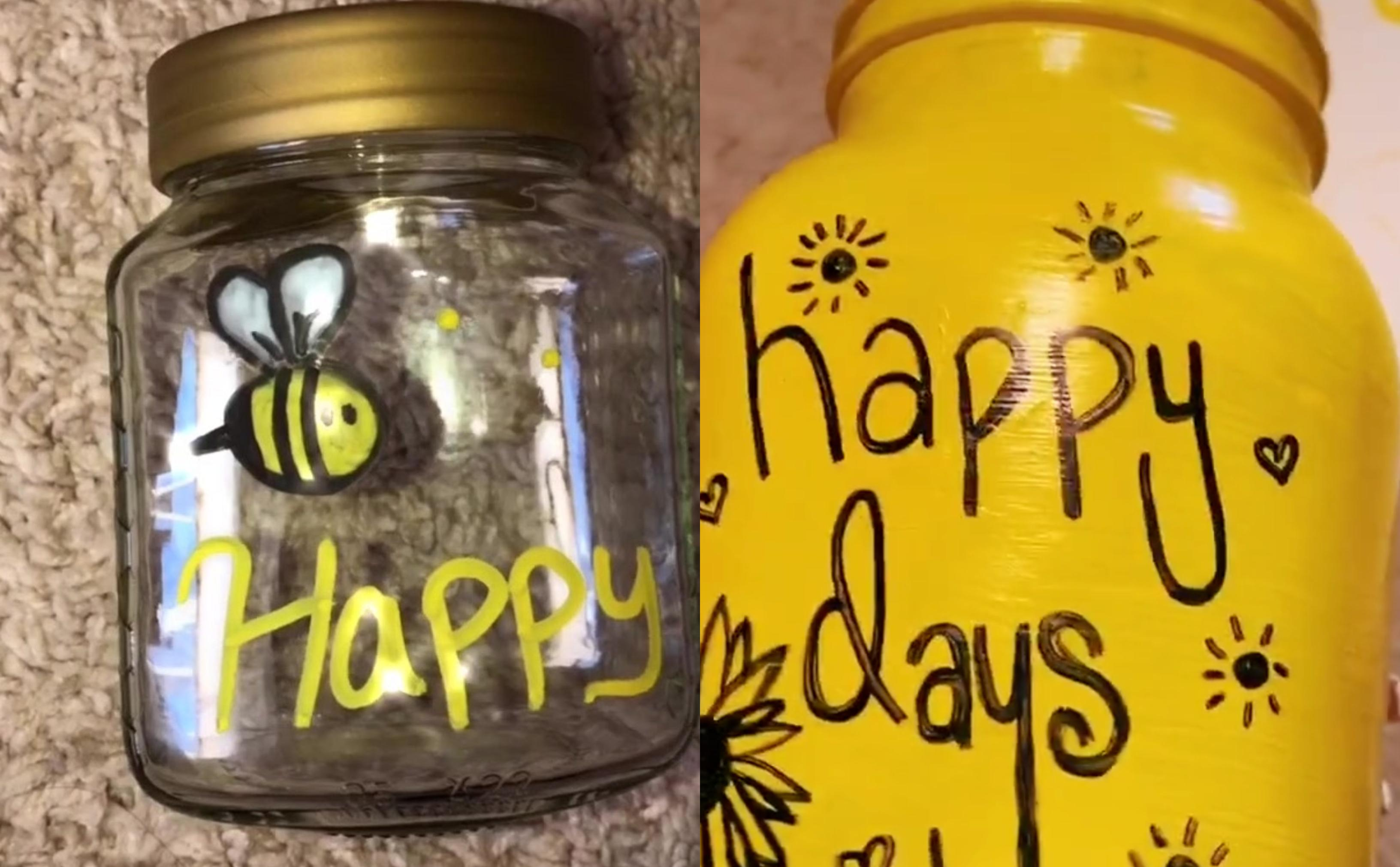 What Is The Happy Jars Trend All Over Tiktok Here S The Story