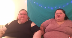 Tammy and Amy Slaton from '1000-Lb Sisters.'