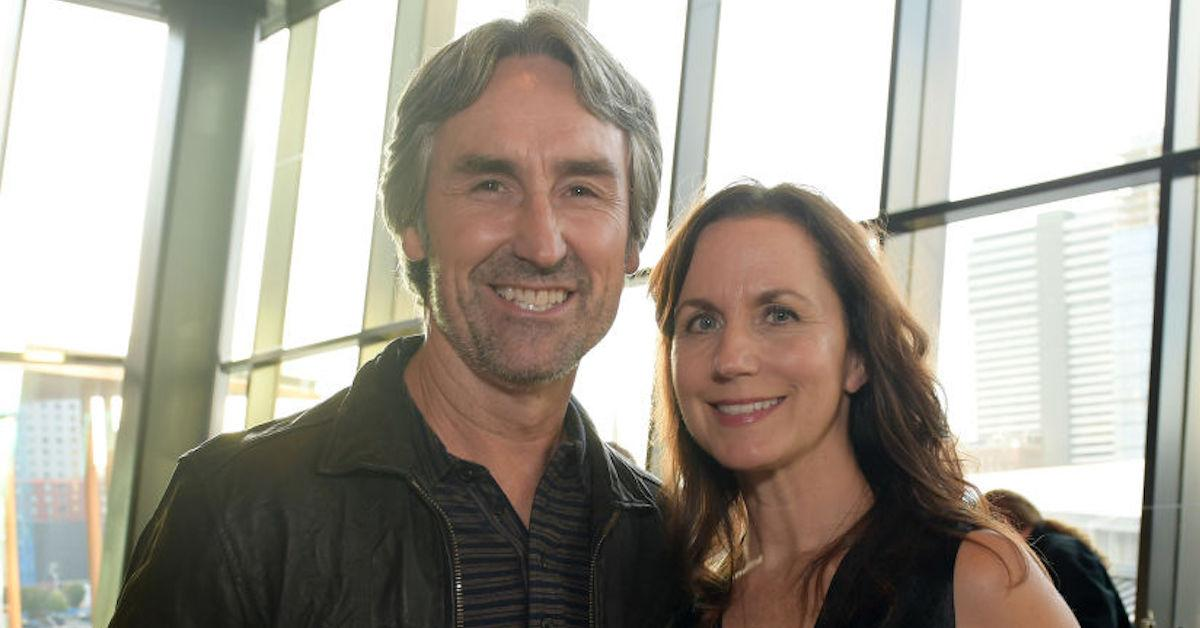 Mike Wolfe and His Wife Are Getting a Divorce — Heres