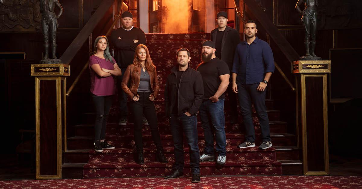 Who's In the 'Ghost Hunters' Reboot? Meet the New Cast