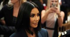who is kim kardashian voting for