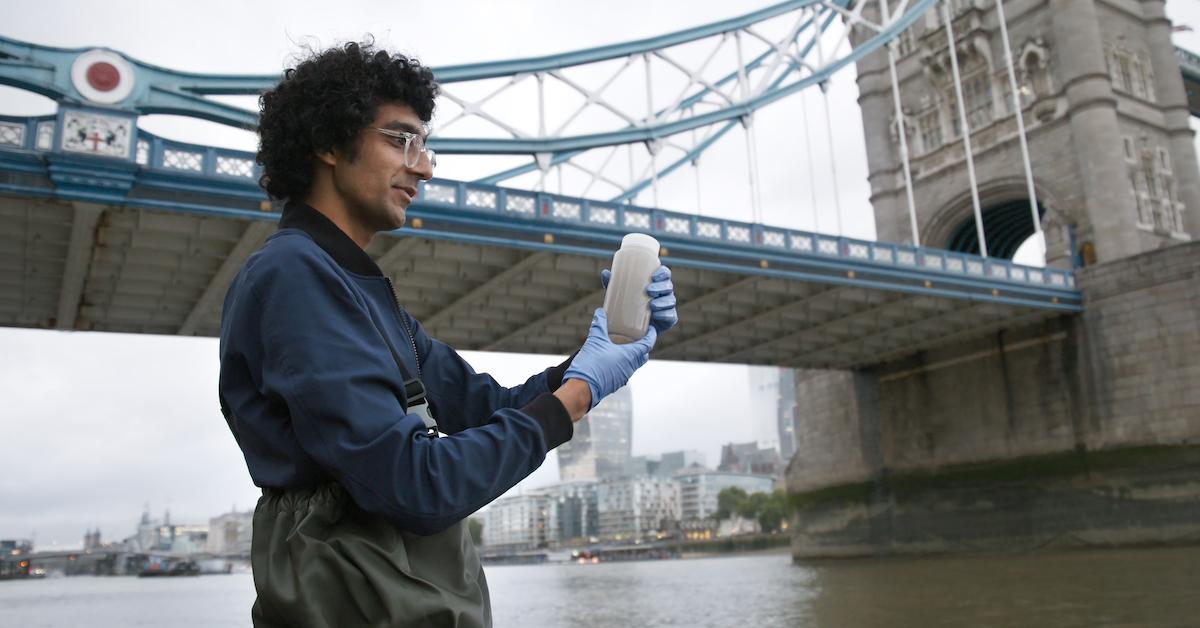 Meet Latif Nasser, the Internet's New Scientist Crush
