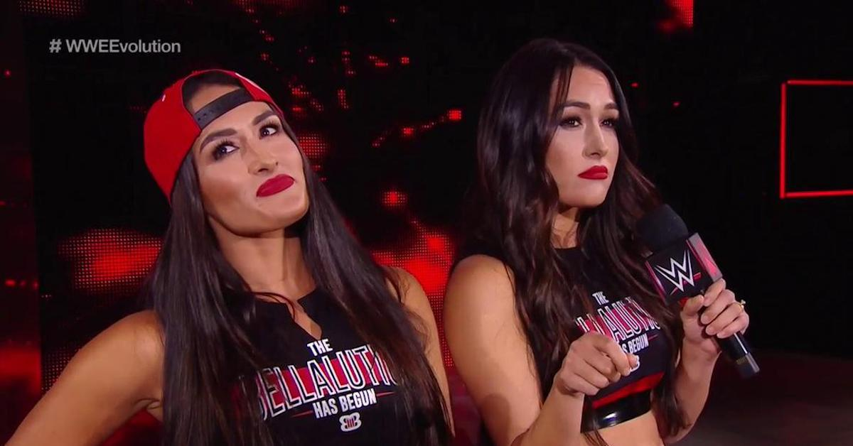 Why Did the Bella Twins Retire From the WWE at Relatively Young Ages? - Distractify