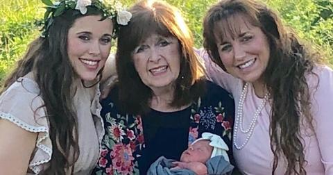 Grandma Mary Duggar Died of an Accidental Drowning